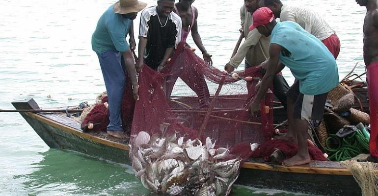 ISMI To Train Fishery Officers On Combating Illegal, Unreported and Unregulated fishing