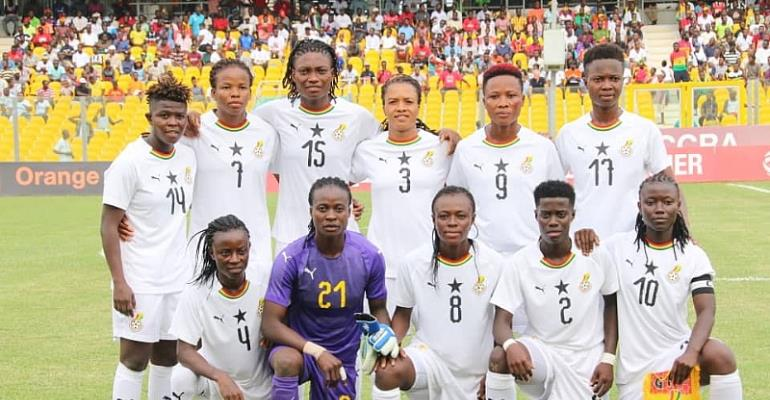 Black Queens Qualify For 2019 African Games After New Caf Format