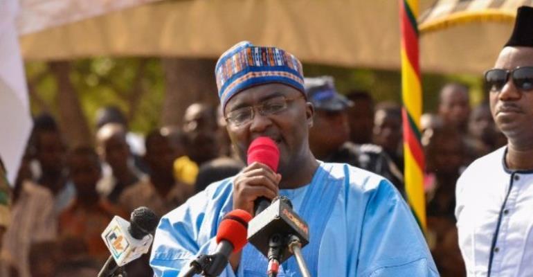 Bawumia Reiterates Gov't's Commitment To Improve Zongos