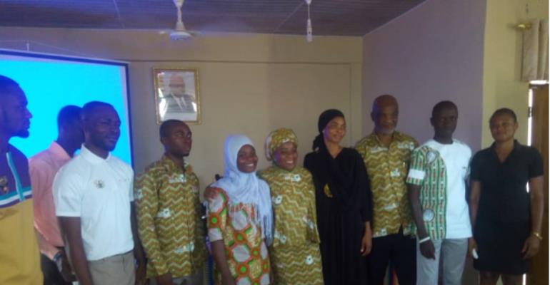 Brong Ahafo: Tain NABCO Secretariat Holds Orientation Workshop For Trainees