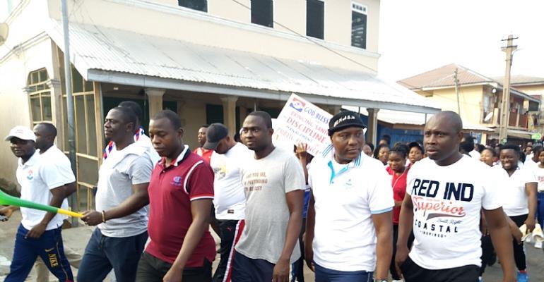 Violence Don't Win Polls--NPP Youth Organizer Replies NDC