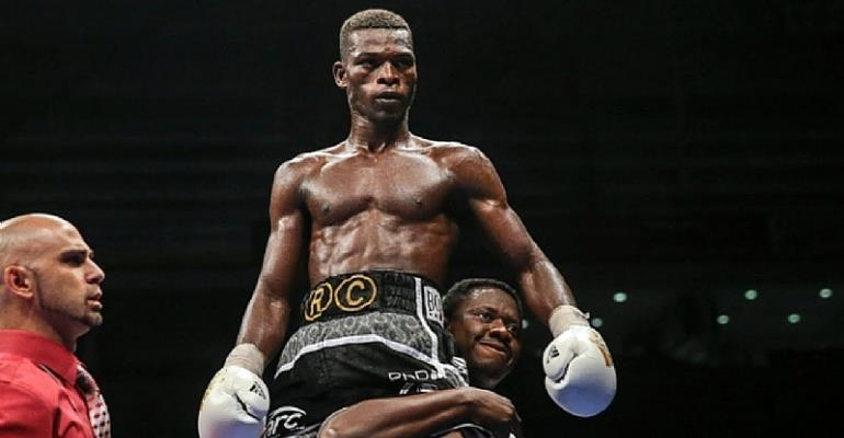 'I Was Destined To Be A World Champion' – Richard Commey