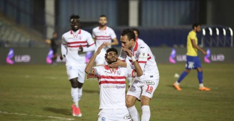 Nana Poku Ruled Out Of Zamalek Clash Against Petrojet On Monday