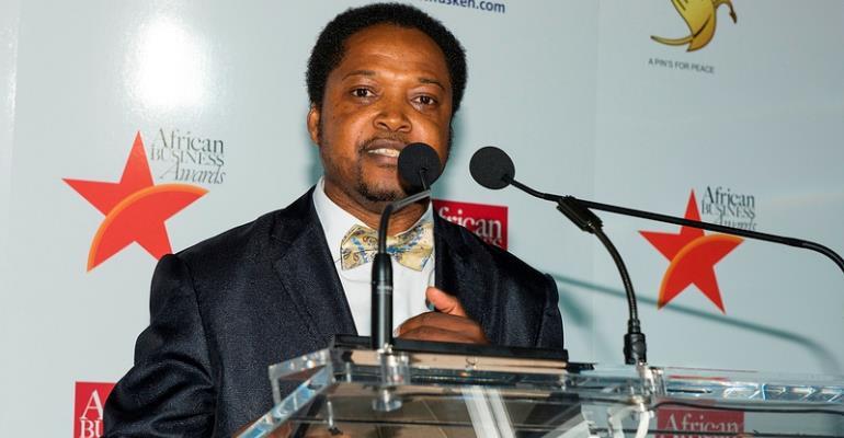 3G Media Founder Charles Ntiamoah A.k.a Mr. CNN Visits GhanaWeb