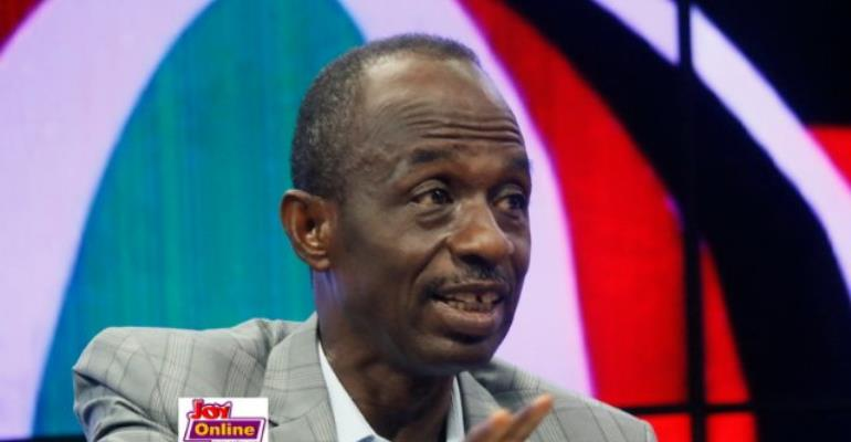 Mr Asiedu Nketia was unhurt in the attack