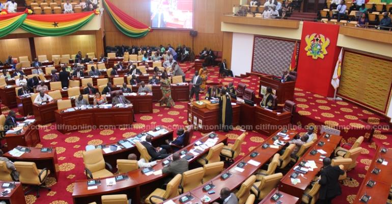 Report: Ghana's Most Active Legislators on Social Media