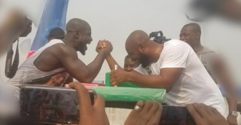 Arm Wrestling Club Registration Begins Nationwide