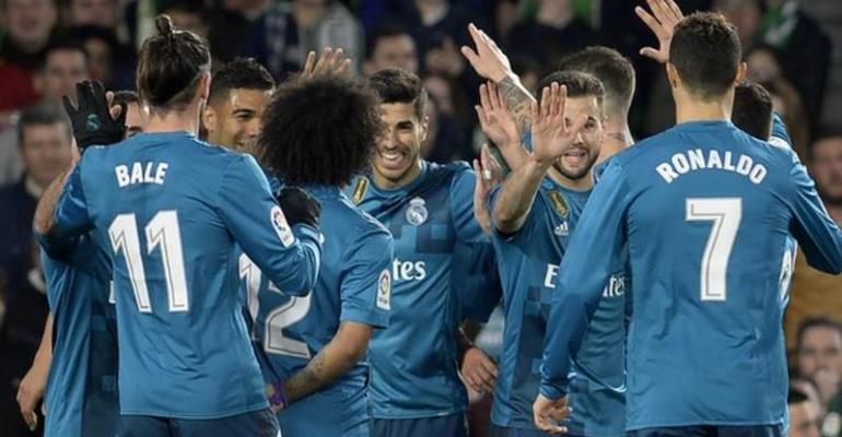 Asensio Hits Brace As Real Madrid Edge Betis In Thriller