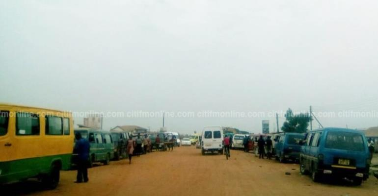 GHC25m Needed To Complete Work On Teshie-Lascala Road