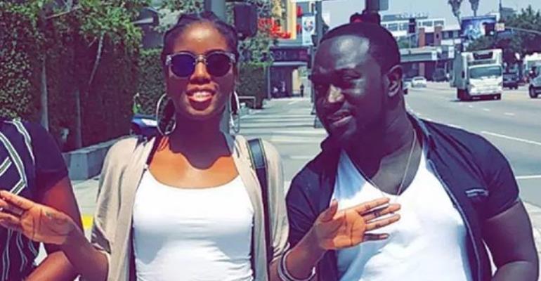 Richie Mensah Debunks Allegations That He Sleeps With Mz Vee