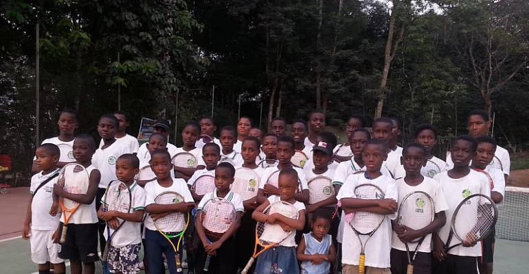 La Constance Kids Tennis Center Celebrates 6th Anniversary