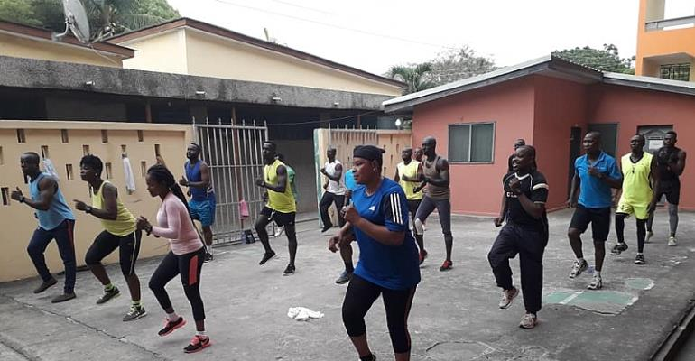 Physical Fitness Instructors Course Underway At National Sports College