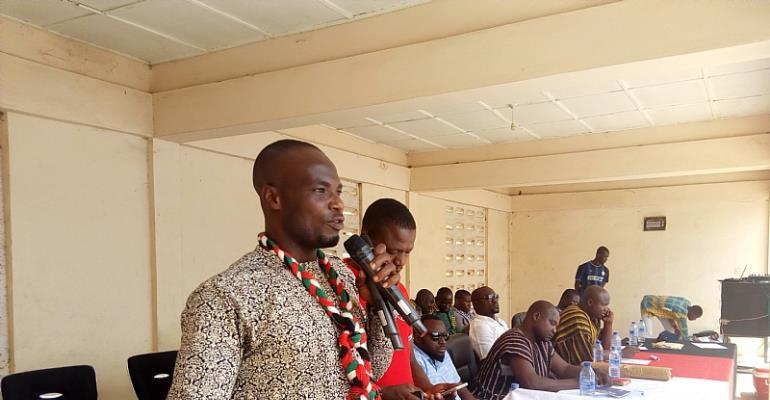 2020: We Won't Allow Lawless NPP Vigilante Groups To Intimidate Us