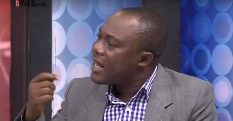 Ransford Gyampo told Daniel Dadzie on Joy FM's Super Morning Show Tuesday that heads of security have been manipulated.