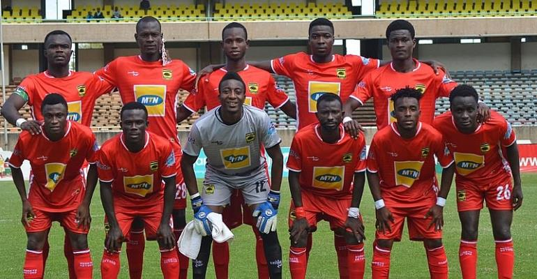CAF CC: Kotoko Name 18 Man Squad For Nkanan FC Clash