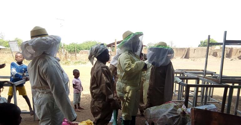 400 Rural Women Get Support To Boost Beekeeping