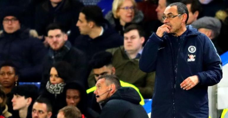 'I'm Not Worried': Under-Fire Sarri Doesn't Fear The Sack