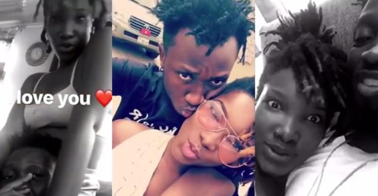 Video Of Ebony And 'Boyfriend' Chopping Love Pops Up