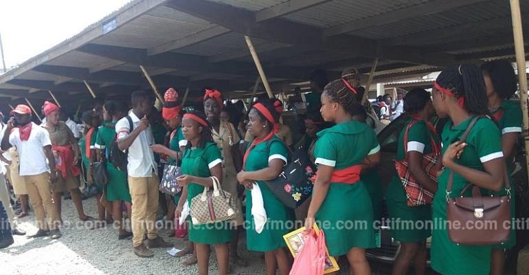 '2020 We Go Show Nana' – Jobless Graduate Nurses