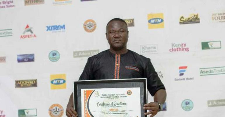 Suncity Radio Voted Best Tourism Promoting Station In Brong Ahafo Region
