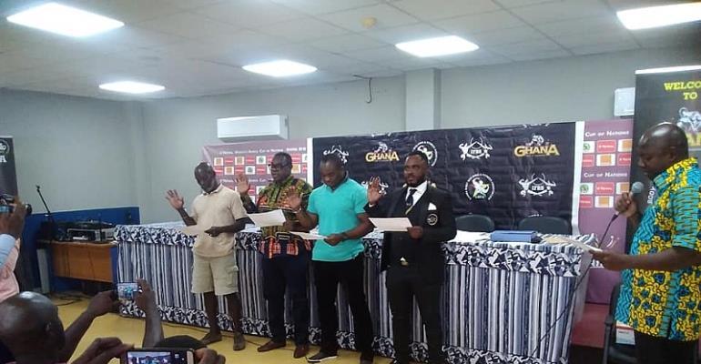 Ghana Bodybuilding & Fitness Association (GBFA) Holds Successful Election