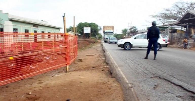 Konongo-Odumasi  Road To Be Closed For Repairs