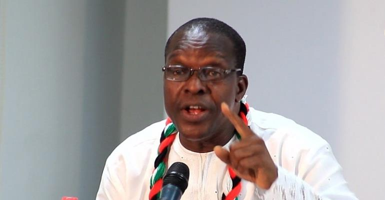 Your Season Is Over, It's My Time Now —Bagbin to Mahama