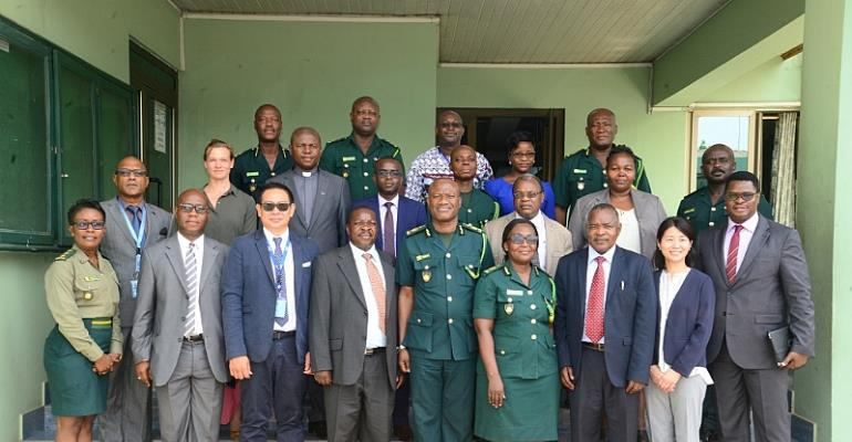 Immigration Service Of Kenya To Understudy Ghainaian Counterparts