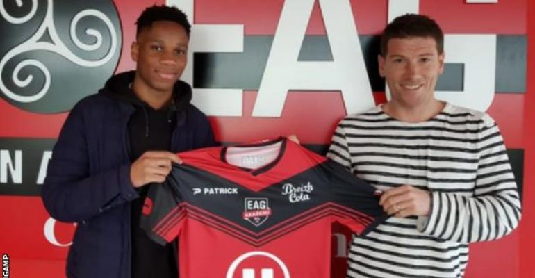 Drogba's 17-Year-Old Son Joins French Ligue 1 Side Guingamp