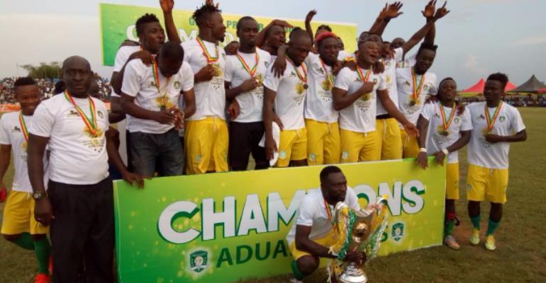 CAF Champions League: Aduana Stars Beat Libyan Club Al Tahadi To Progress