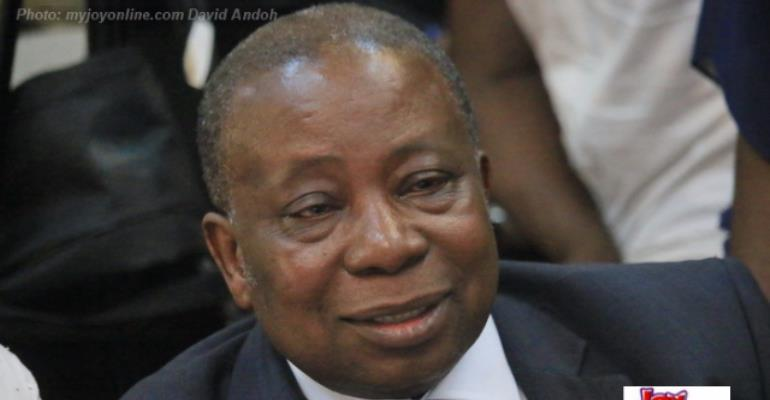 Kwaku Agyemang Manu, Minister of Health