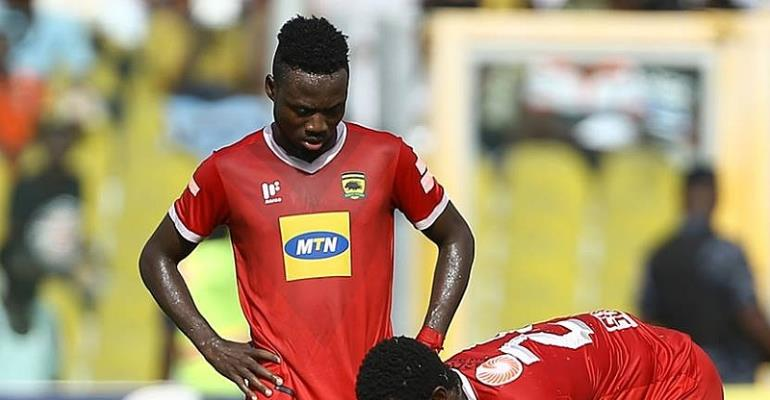 2018 CAF CONFED. CUP... Eric Donkor Sad After Kotoko's Exit