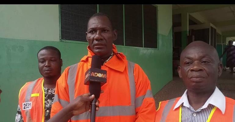 Tuesday's Rain: One Dead, 200 Injured At Kasoa Amanfrom