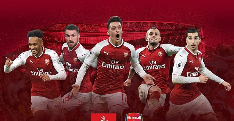 Emirates And Arsenal Renew Sponsorship Deal