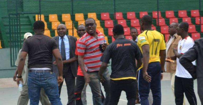 Songo In Congo: Popular Ghanaian Sports Journalist Takes On CARA Bullies Ahead Of Kotoko Confederation Cup Clash