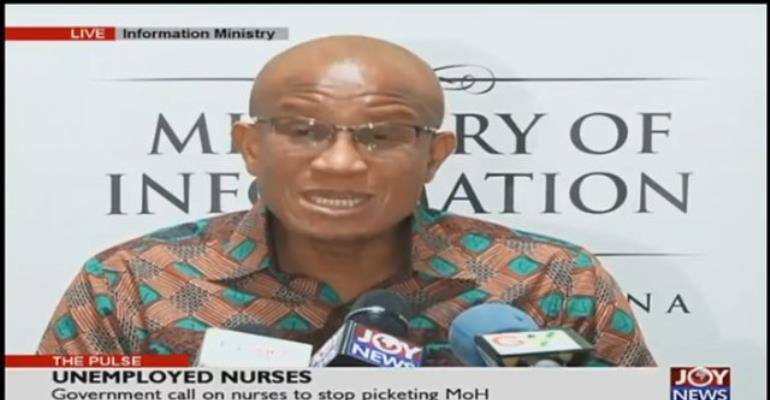 16,000 Jobs Backlog Cleared...Graduate Nurses Assured Of Postings
