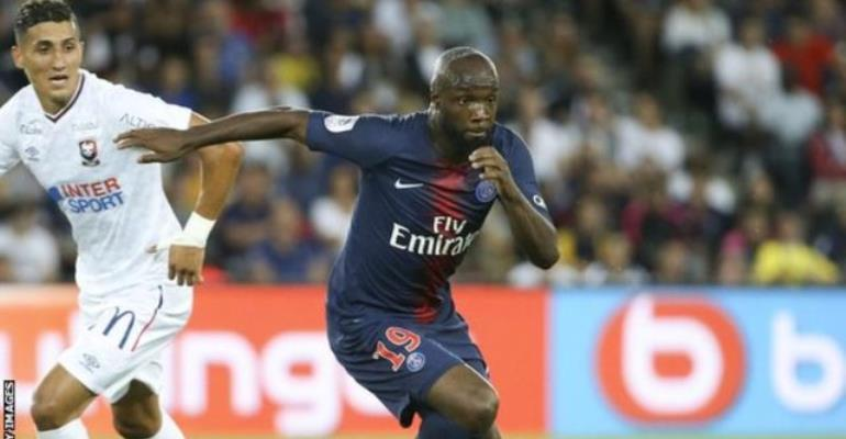 Lassana Diarra has not appeared for Paris St-Germain since October