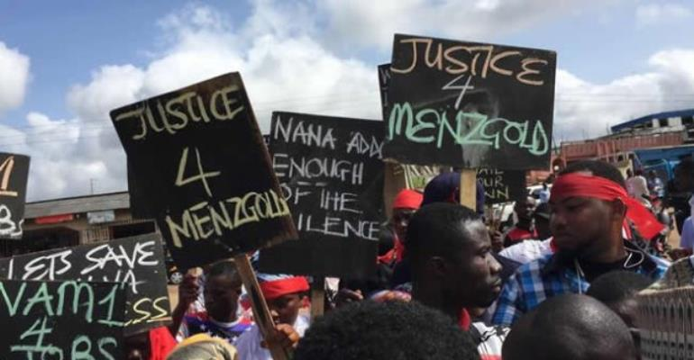 SONA 2019: Aggrieved Customers Bare Teeth At Akufo-Addo For Sidelining Them