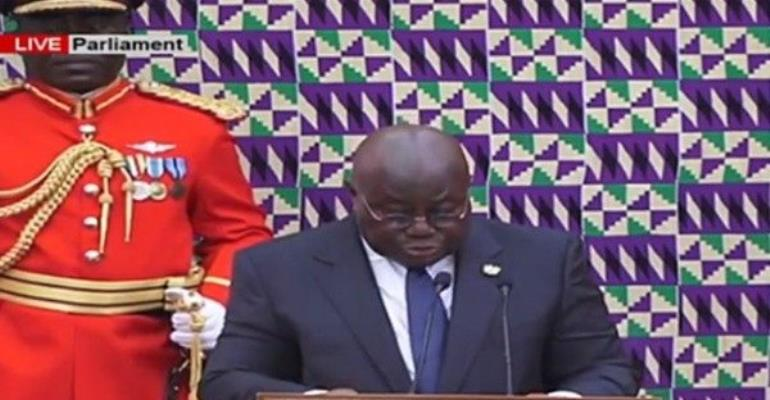 SONA 2019: Full Text Of President Akufo-Addo