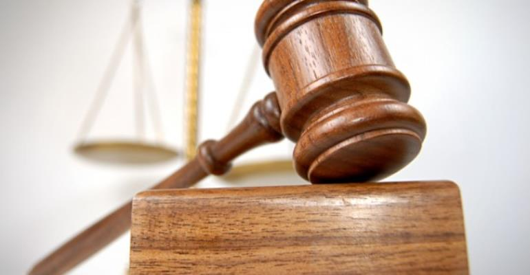 Man In Trouble After Taking Pictures In Court