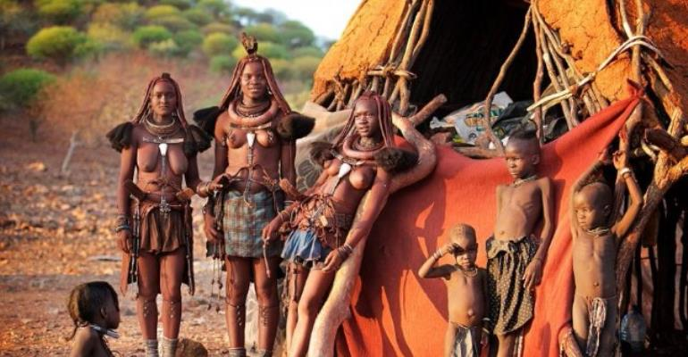 Visit Namibia And Meet The Tribe That Treats Guests With Sex