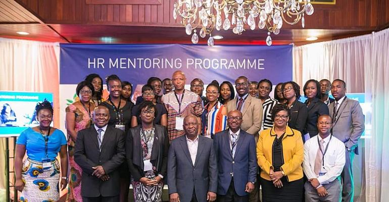 Tullow Partners HR Practitioners For Mentorship Programme
