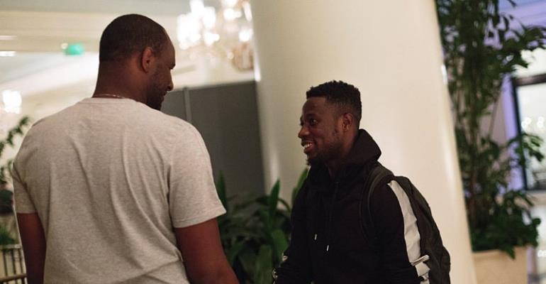 Ebenezer Ofori Will Help Improve Players - Patrick Vieira