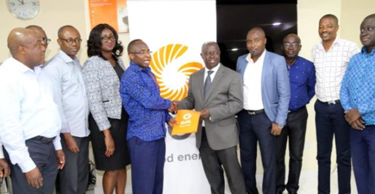 Goil Supports 43rd SWAG Awards With GH¢50,000 Sponsorship Package