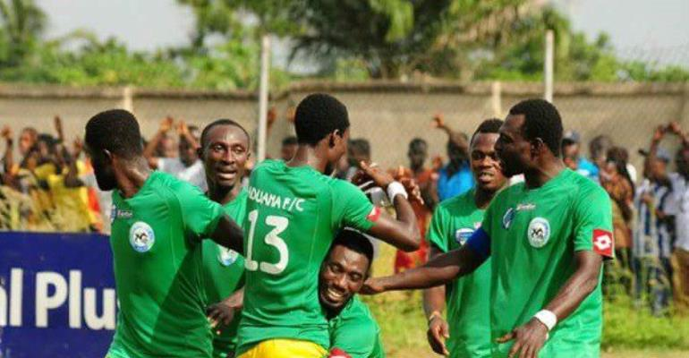 2018 Champions League: Elvis Opoku Eyes Group Stages Place After Al Tahaddy Win
