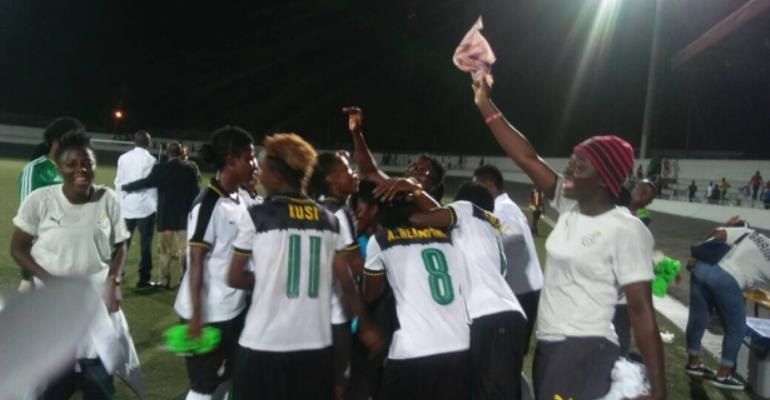 2018 WAFU... Black Queens Beats Nigeria 5-4 To Reach Finals