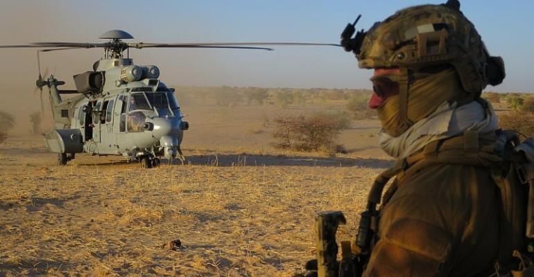France Announces Death Of Top Sahel Jihadist