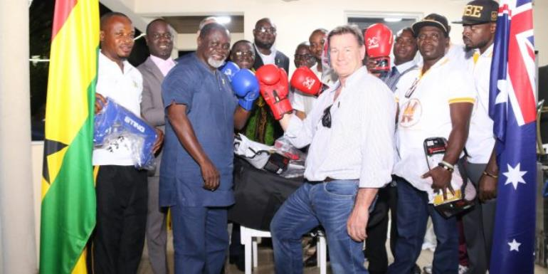 Azumah And Geodrill Motivate Black Bombers