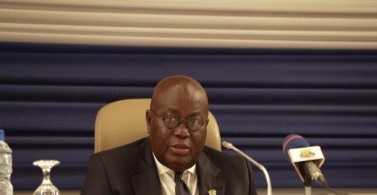Akufo-Addo Jet Off  To Togo, U.S., And Germany For A 10-Day Visit