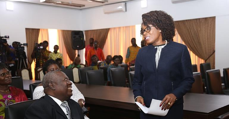 Martin Amidu Yet To Be Served Writ Challenging His Post